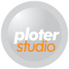 logo drukarni Ploter Studio