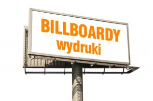 billboardy - wydruki
