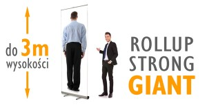 rollup strong giant 3m